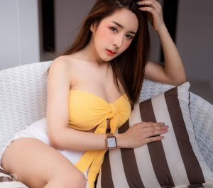 Djenabou thai outcall escorts in Candler-McAfee